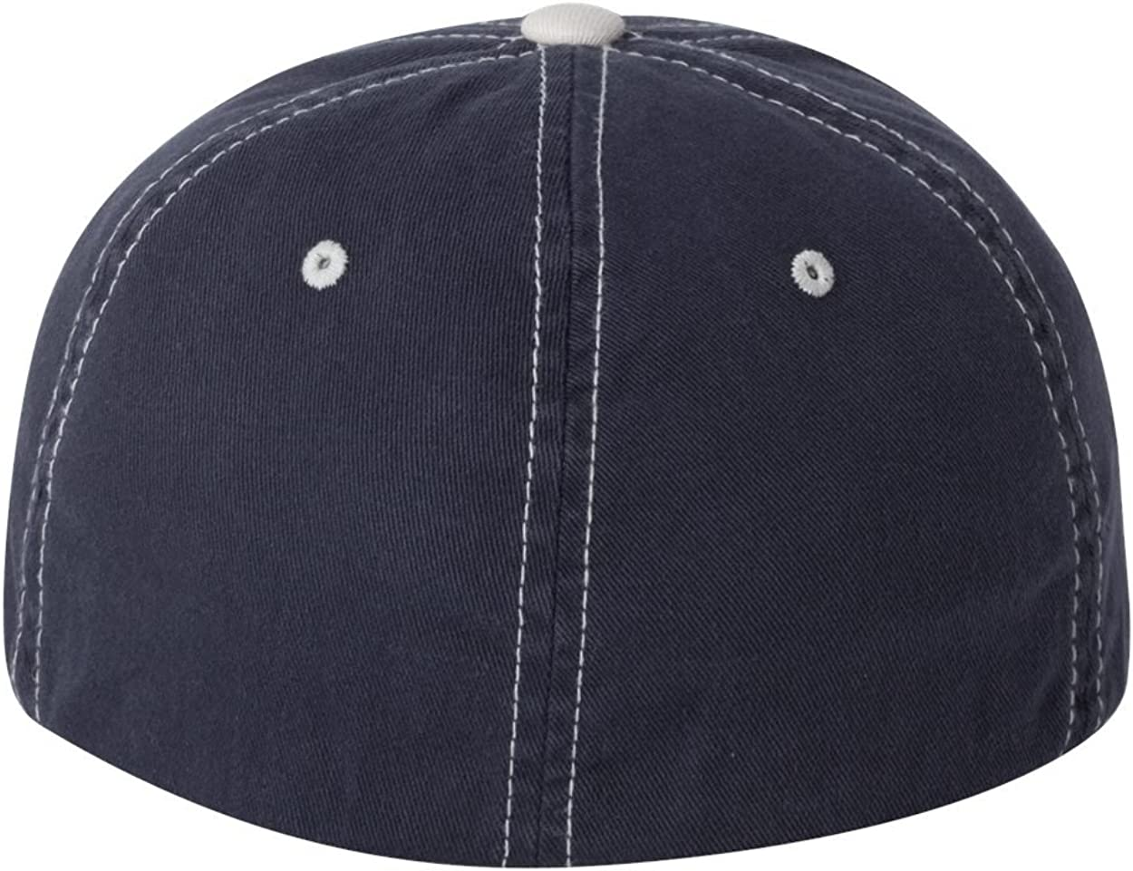 Contrast Color Stitched Cap Flexfit 6386