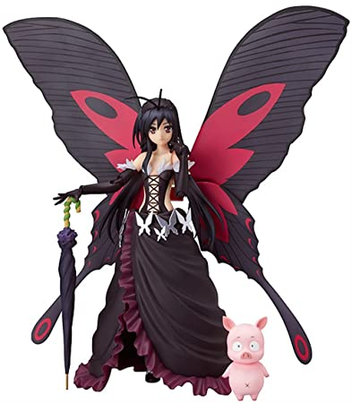Buy Max Factory Accel World Kuroyukihime School Avatar Version Figma Action Figure Online At Low Prices In India Amazon In