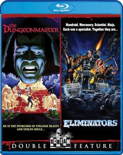 Dungeonmaster & Eliminators Edizione: Stati Uniti Italia Blu ...