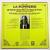 Marin Marais: La Sonnerie (The Carillon) De Sainte Genevieve Du Mont De Paris and Other Baroque Treasures