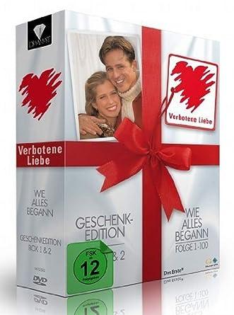 Verbotene Liebe - Wie alles begann/Folge 1-100 - Box 1&2 ...