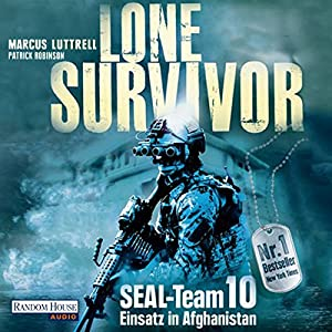 Lone Survivor- SEAL-Team 10 Hörbuch