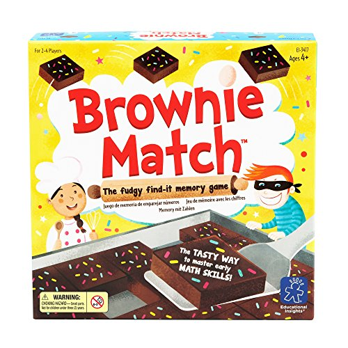 - Educational Insights Brownie Match Game
