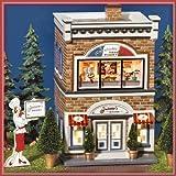 "Department 56 Snow Village ""Juliettes School of French Cuisine"""