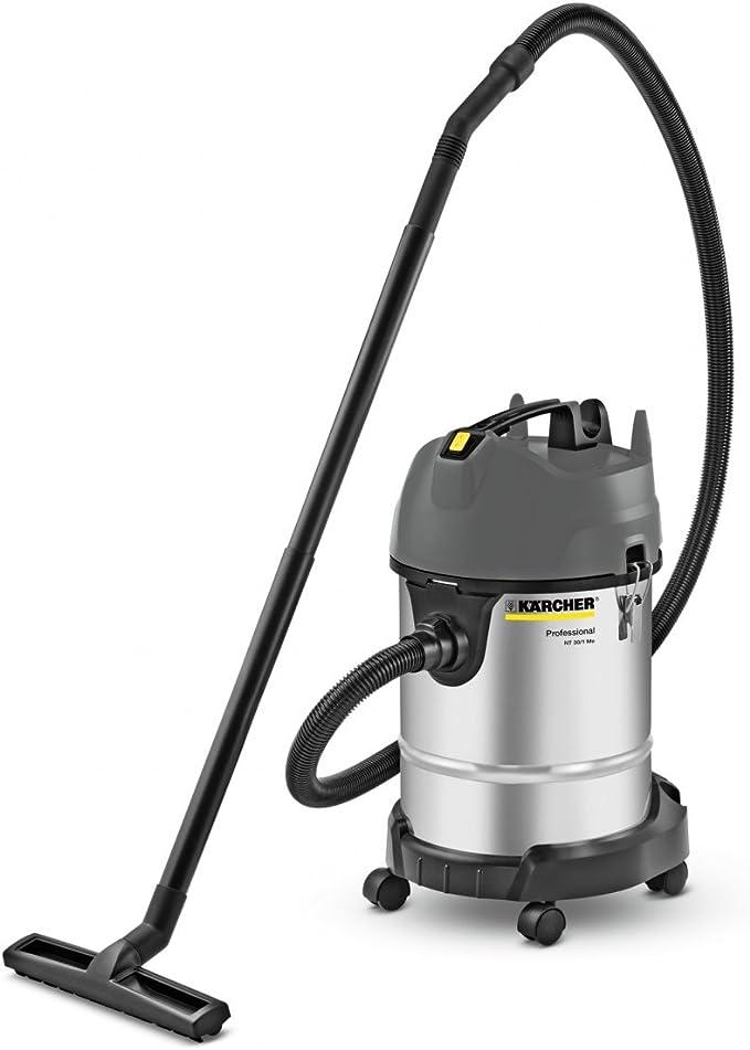 KARCHER 1.428-568.0 - Aspirador professional para seco y humedo NT 30/1 Me Classic: Amazon.es: Bricolaje y herramientas