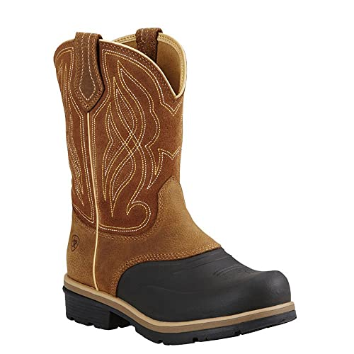 e56fd4fff Ariat Ladies Western Whirlwind H2O Boots - Caramel