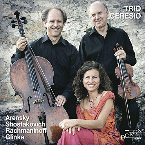 - Romantic Russian Piano Trio