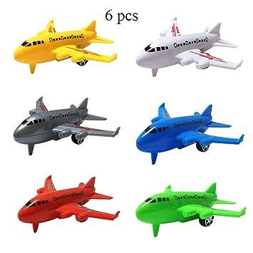 AIOJY Die Neue k/ämpfer Kunststoff Mini Flugzeug Kind Modell Puzzle zur/ückziehen Spielzeug abs oberirdisch rutschform Spielzeug Modell Flugzeug Flugzeug /über 3 Jahre alt