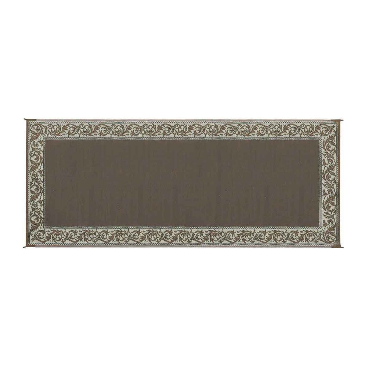 Ming's Mark RD7 Brown/Beige 6' x 9' Classical Reversible Mat Ming' s Mark