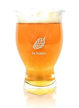 Ultimate Pint Exclusive Nucleated Beer Glass
