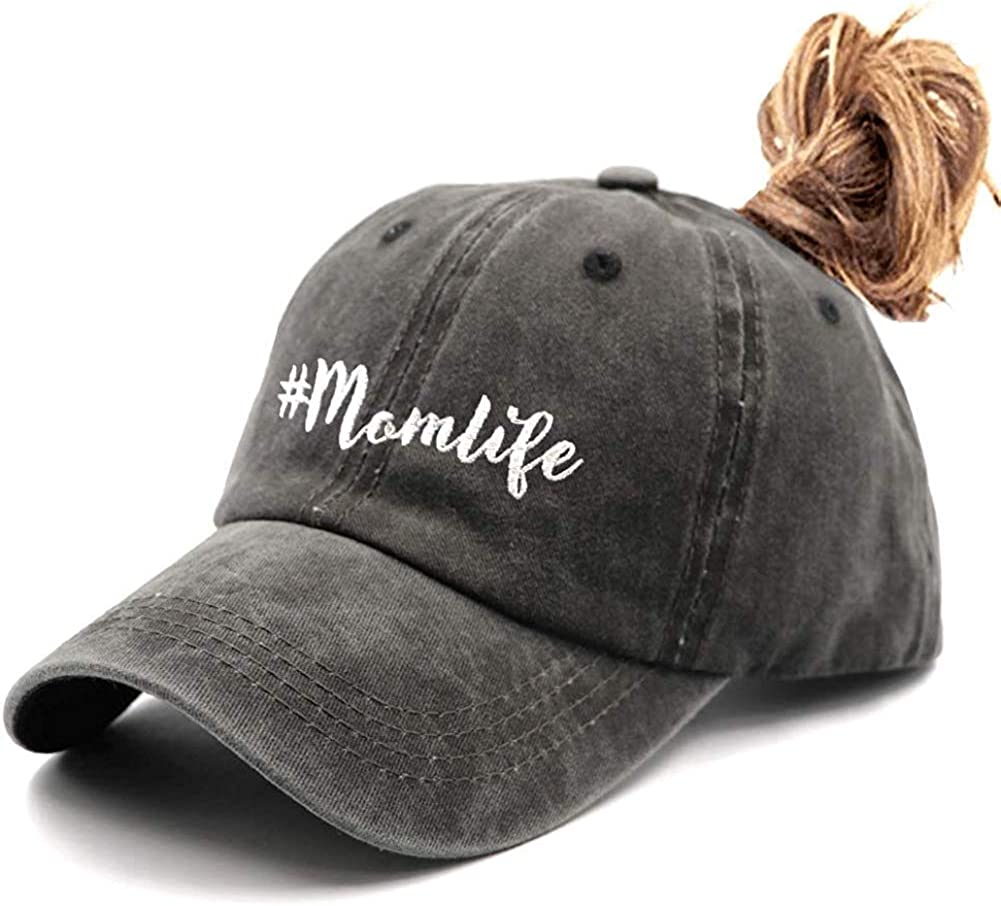 LOKIDVE Mom Life Dad Hat...