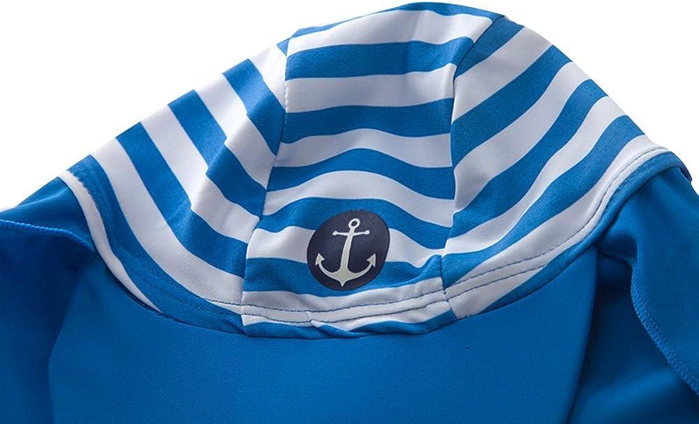 LOSORN ZPY Baby Boys One Piece Swimsuit Kids Surfing Suits Beach Swimwear Rash Guard UPF 50+
