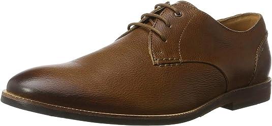 TALLA 40 EU. Clarks Broyd Walk, Zapatos de Cordones Derby para Hombre
