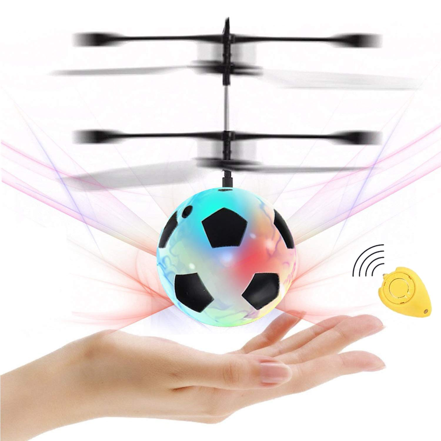 Kids Toys Hand Control Helicopter Mini Infrared Induction Drone
