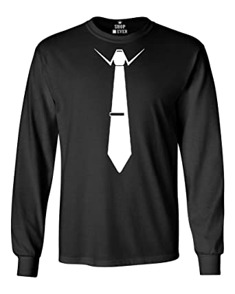 Amazon.com: shop4ever corbata blanca traje camisa de manga ...