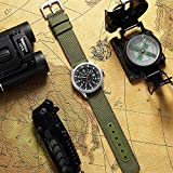 Military Analog Wrist Watch for Men, Mens Army