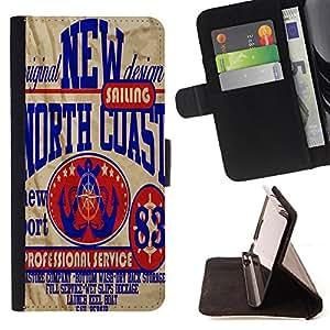 Dragon Case - FOR Apple Iphone 5C - you will never hear it - Caja de la carpeta del caso en folio de cuero del tir¨®n de la cubierta protectora Shell