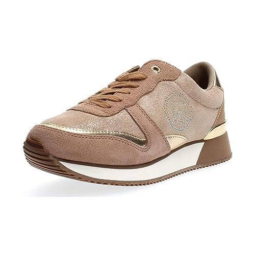 Tommy Hilfiger Stud City Sneaker, Zapatillas para Mujer: Amazon.es: Zapatos y complementos