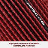 Spectre Performance Air Intake Kit: High