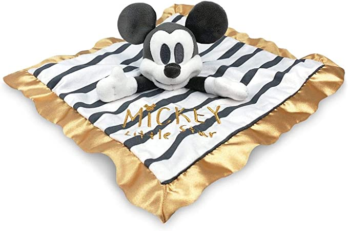 Minky Baby Blanket Personalized Disney Mickey Mouse Faces
