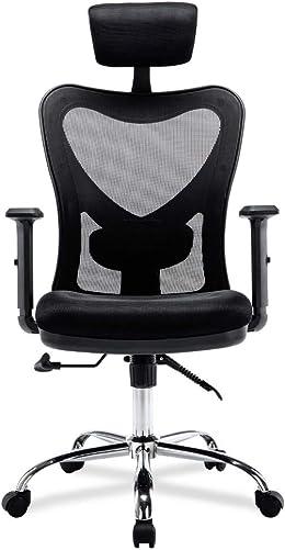 High Back Swivel Office Chair
