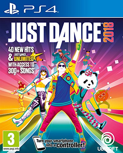 Just Dance 2018 (PS4) (UK IMPORT)