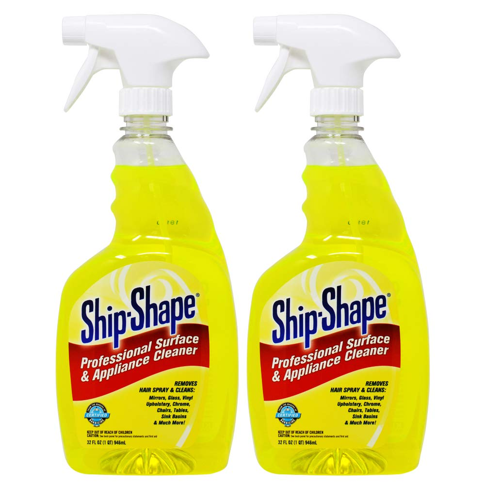 King Research Ship Shape Cleaner Spray 32 oz (Pack of 2)