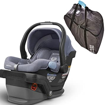 UPPAbaby MESA Infant Car Seat Henry With Mesa Travel Bag