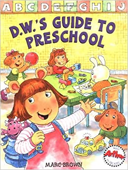 Image result for d.w.'s guide to preschool