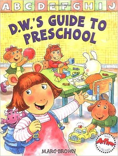D.W.'s Guide Tp Preschool | Marc Brown