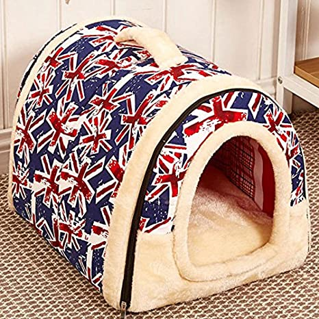 Amazon.com : OTFTCWYP Dog Pet House Products Dog Bed for ...