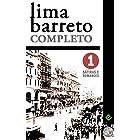 """Lima Barreto Completo I: Sátiras e Romances Completos. Inclui """"Triste fim de Policarpo Quaresma"""", """"Os Bruzundangas"""" e mais 6"""