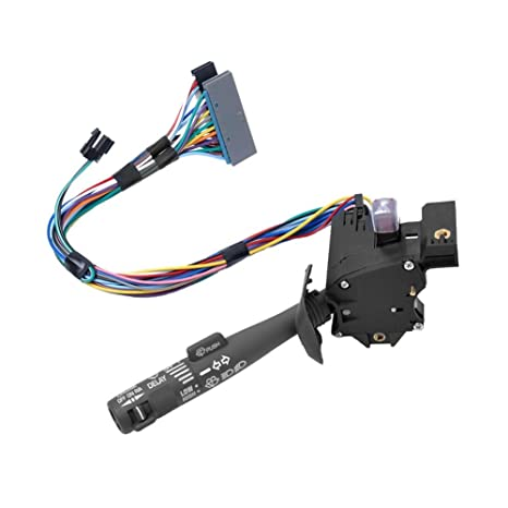 Starnearby 26100985 - Interruptor de palanca de cambio para limpiaparabrisas