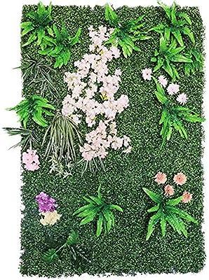 Flores de pared de gran tamaño para decoración de vallas de jardín ...