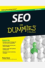 SEO For Dummies Paperback