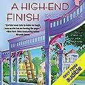 A High-End Finish Hörbuch von Kate Carlisle Gesprochen von: Angela Starling
