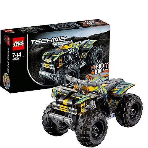 LEGO (LEGO) technique quad bikes 42034 (Bike Lego Quad)