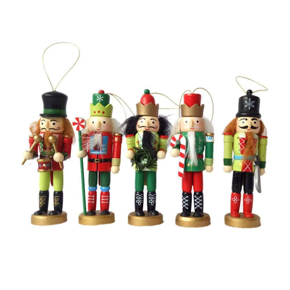 Weihnachten Nussknacker Premium Festliche Weihnachtsdekor Holz ...