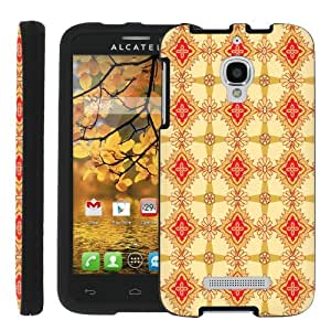 (Basket Fabric) Design Shell Cover Case for Alcatel OneTouch Fierce 7024W by ManiaHead