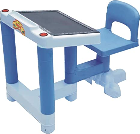 Ehomekart Activity Desk Kids Study Table, Blue