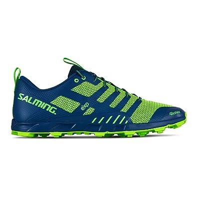 073f1692ef3ec Amazon.com | Salming Mens OT Comp Trail Competition Trainers - Blue |  Running