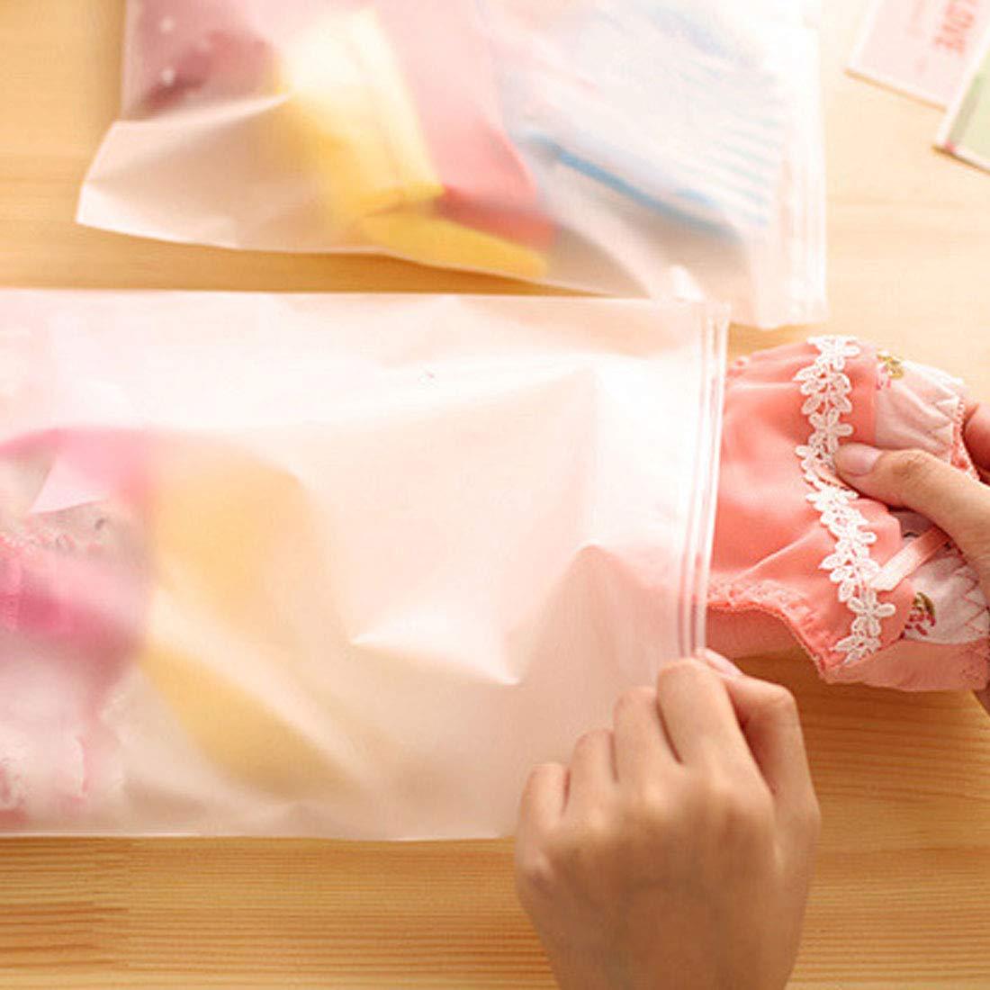 45cm Storage Bag Waterproof Cloth Bag Zip Lock Storage for Travel Bag Shoes Bag Make Up storage Baggage-35