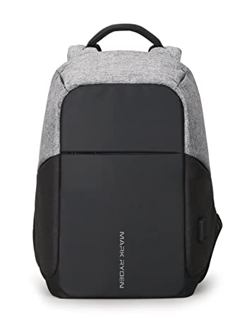 Amazon.com: Markryden Anti-theft Laptop Backpack Business Bags ...