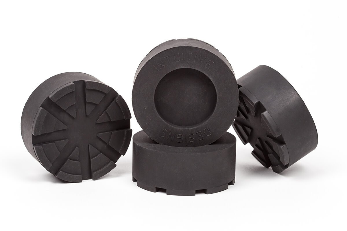 Anti Vibration And Anti Walk Rubber Pads For Washing