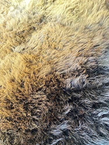 Exotic Buffalo Hide Rug 65 SQFT