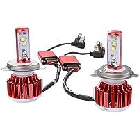 XCSOURCE® LED conversión de los faros Kit Par