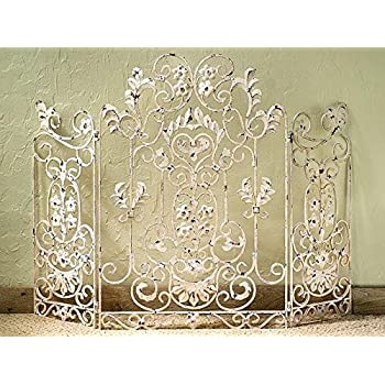 Amazon Com Fireplace Screens Chenonceau Decorative Fire Screen