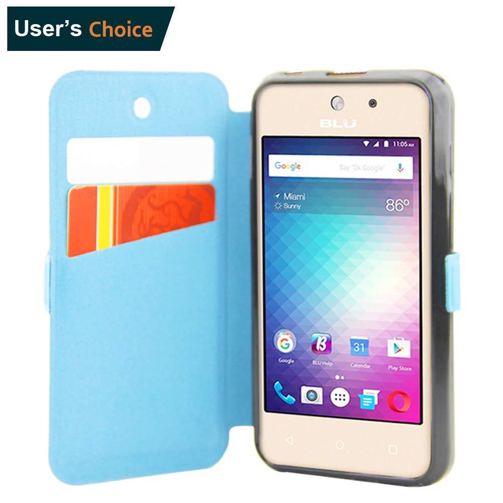 brand new 8ae5b e198c Amazon.com: LIZAIDA MENENDEZ BLU VIVO 5 Mini Case LIQING Cell Phone ...