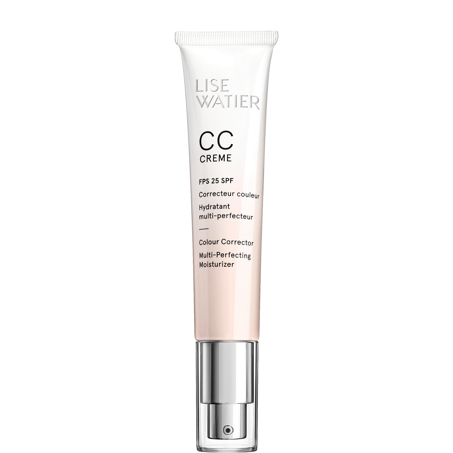 Lise Watier CC Crème Colour Corrector Multi-Perfecting Moisturizer - Light