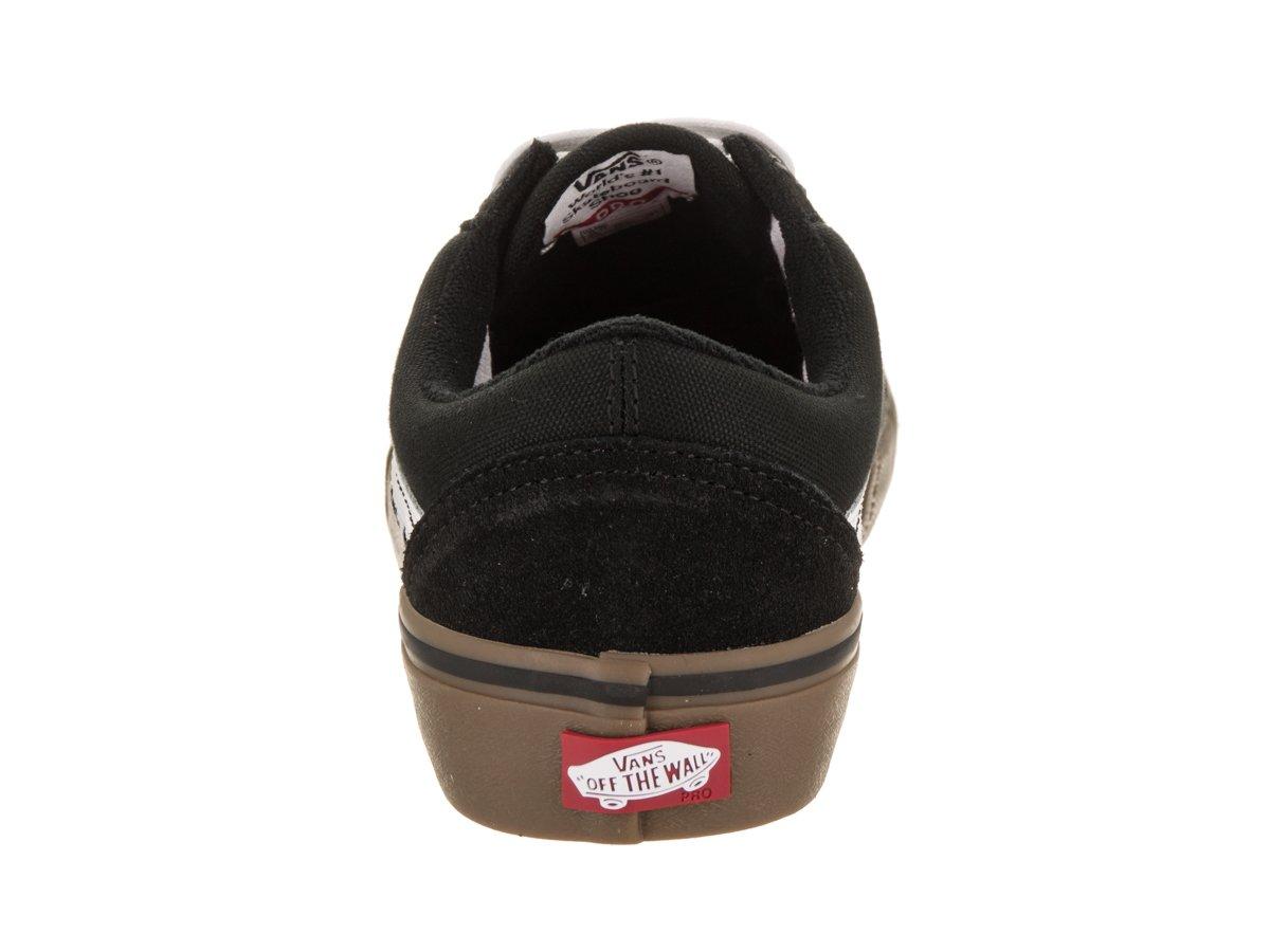 Vans Herren UA Old EU Skool Sneaker, Grau, 47 EU Old schwarz/Gum/Weiß e46a53